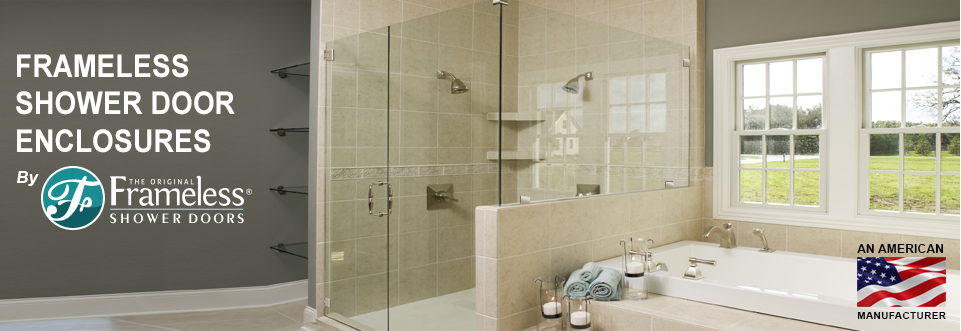 We Build Affordable Custom Shower And Bathtub Enclosures That Fit Perfectly In Every Opening At Standard Door Prices Your Frameless